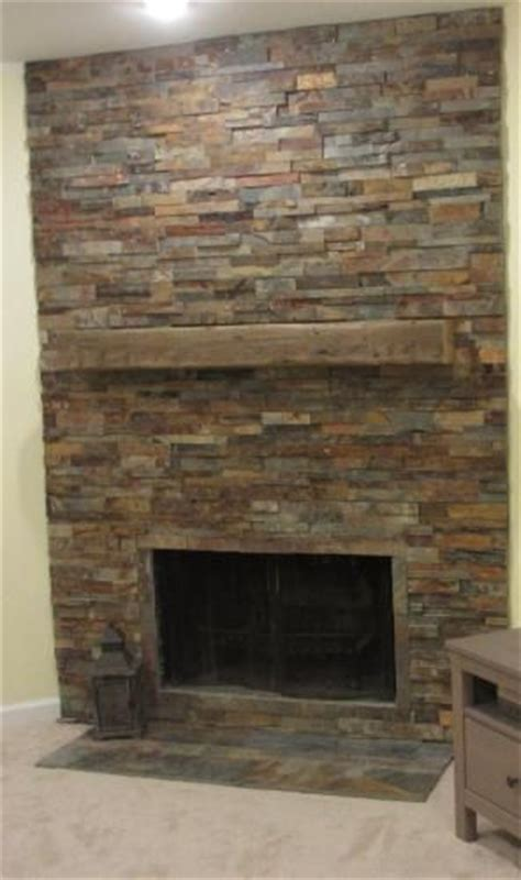 Slate Panels For Fireplace by 17 Best Ideas About Slate Fireplace On Slate