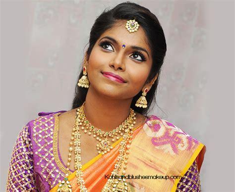 best bridal makeup artist chennai   Kohls and Blushes