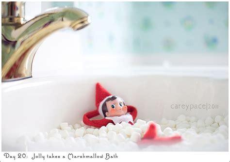 elf on the shelf bathroom elf on the shelf marshmallow bath the elf on the shelf