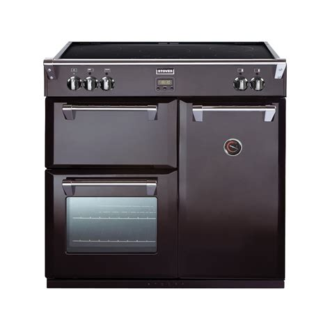 electric induction stove disadvantages stoves richmond 900ei black 90cm electric induction range cooker black stoves from powerhouse