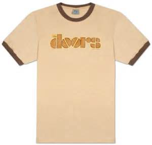 the doors vintage logo t shirt poster and print