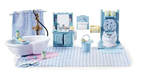 calico critters bathroom calico critters master bathroom set accessories toygallery net