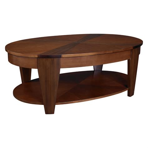 Coffee Tables That Lift Hammary Oasis Oval Lift Top Coffee Table Coffee Tables At Hayneedle