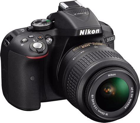 camara video profesional camara profesional nikon d5300 wifi video fullhd 24 2 mp