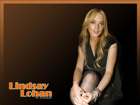 Loving Lindsays Look by Lindsay Lohan Wallpaper Pictures