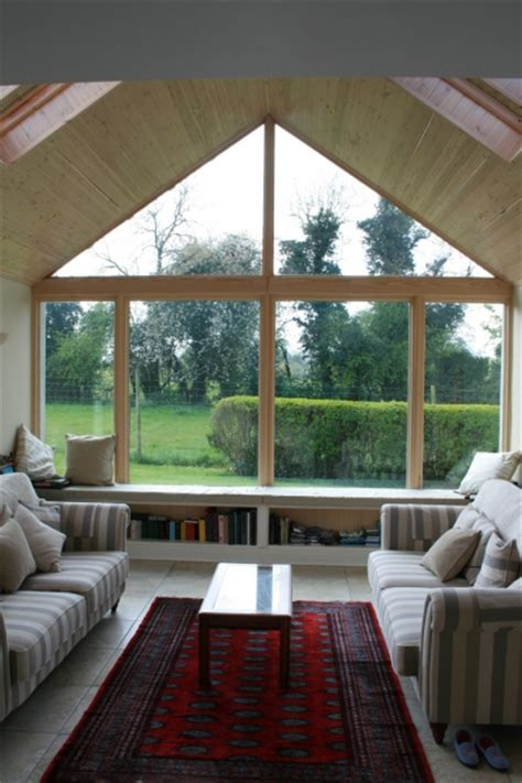 Sunroom Extension Fergal Mcgirl Architects Sunroom Extension Navan