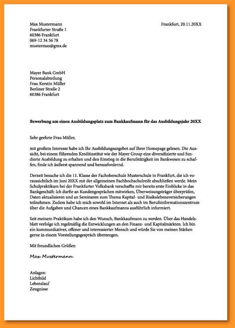 deutsche bank ausbildung bankkaufmann 5 telekom bewerbung bewerbungsschreiben