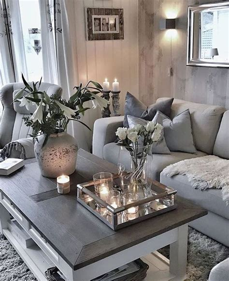 Decorating Ideas For Living Room Grey Best 20 Gray Living Rooms Ideas On