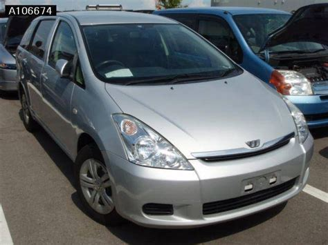 Toyota Wish Sale 2003 Toyota Wish For Sale