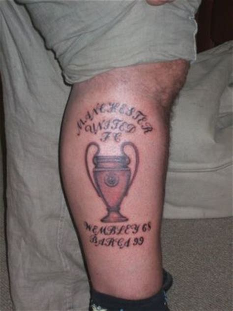 celtic fc tattoos designs manchester united fc football club mufc devils