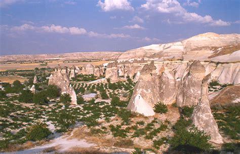camino delle fate la cappadocia peribacalari vadisi valle dei camini