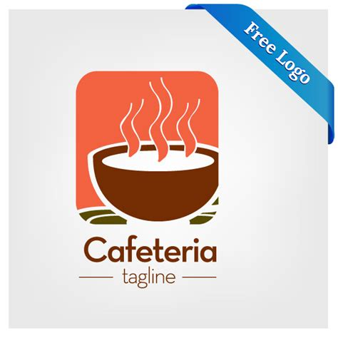 free eps format logos free vector cafeteria logo download in ai eps format