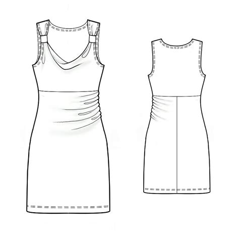 online pattern download sarafan sewing pattern 4029 made to measure sewing