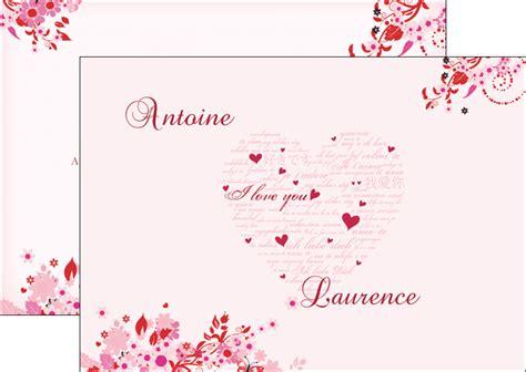 Modèle Lettre D Invitation Naissance Modele Faire Part Mariage Vierge Document