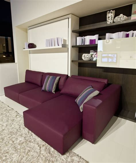 sofas for small living rooms functional furniture with folding bed for small living room swing by clei digsdigs