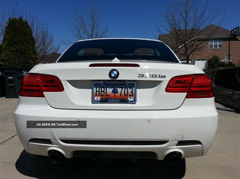 Bmw 335is Convertible by 2011 Bmw 335is Convertible 2 Door 3 0l