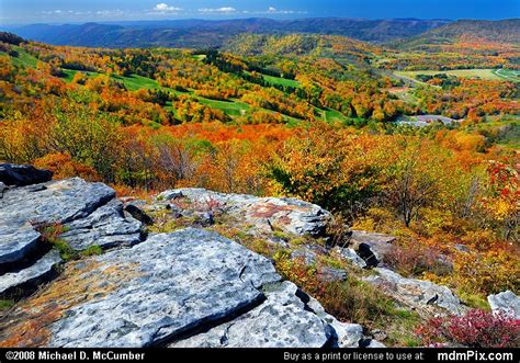 Bald Knob Wv by Bald Knob Picture 021 October 8 2006 From Canaan Valley