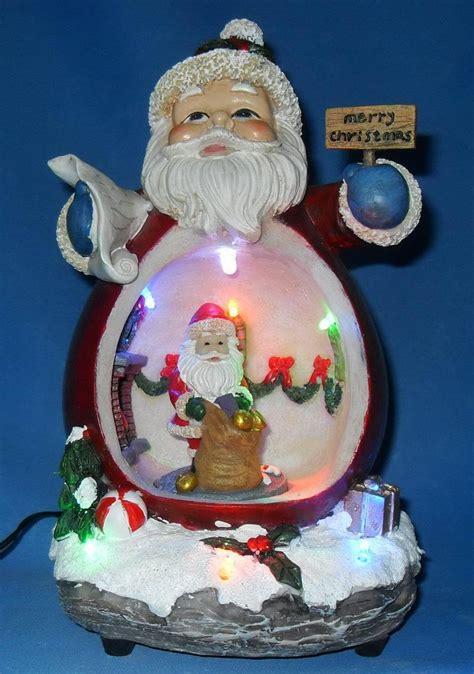 Santa Claus Decorations by China Decor Resin Gift Santa Claus China