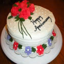 Bakery product categories anniversary cakes