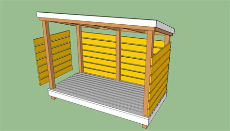Bike Storage Shed Plans by Plans To Build A Bike Shed Diy Simple Woodworking