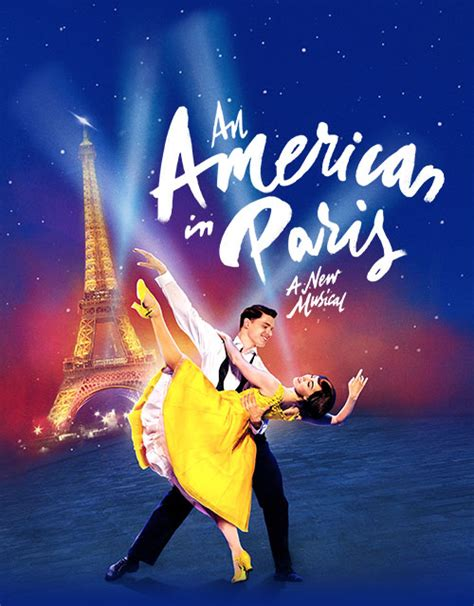 An American Musical An American In Official Uk