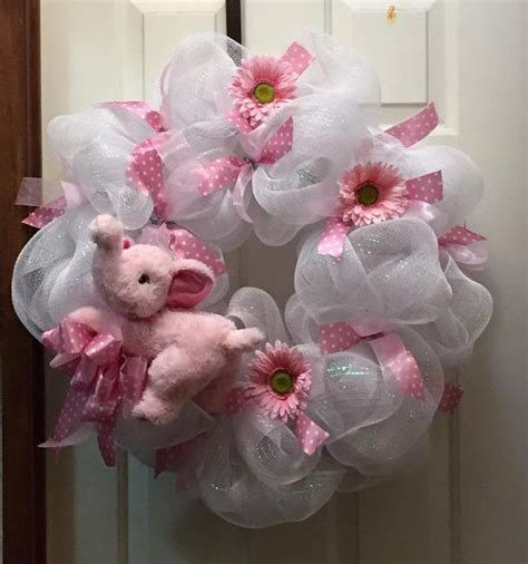 baby shower door decorations 17 best ideas about baby wreaths on baby