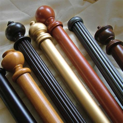wood drapery rods and hardware our product collections ljb ltd