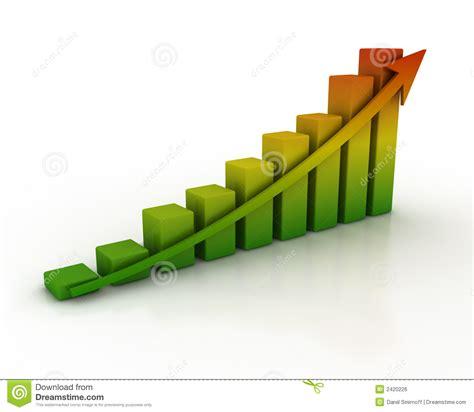 bar diagram stock illustration image of market future