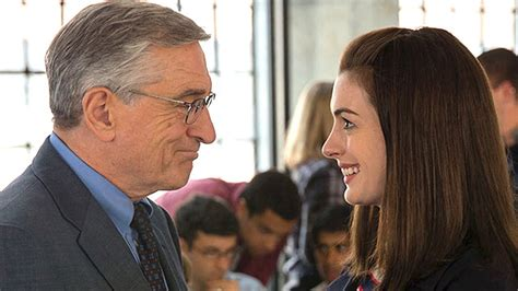 the intern release date the intern teaser trailer