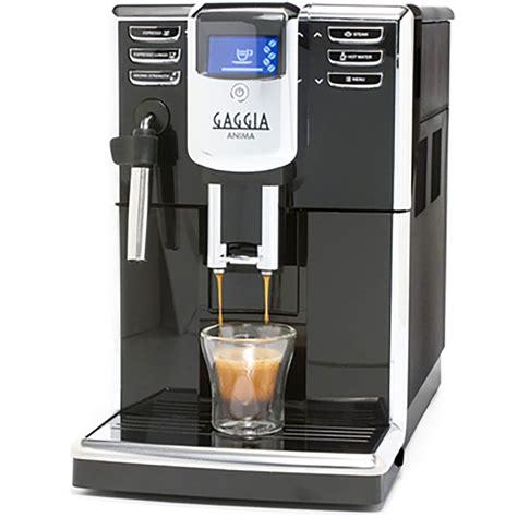 Coffee Maker Gaggia gaggia anima automatic espresso machine whole latte