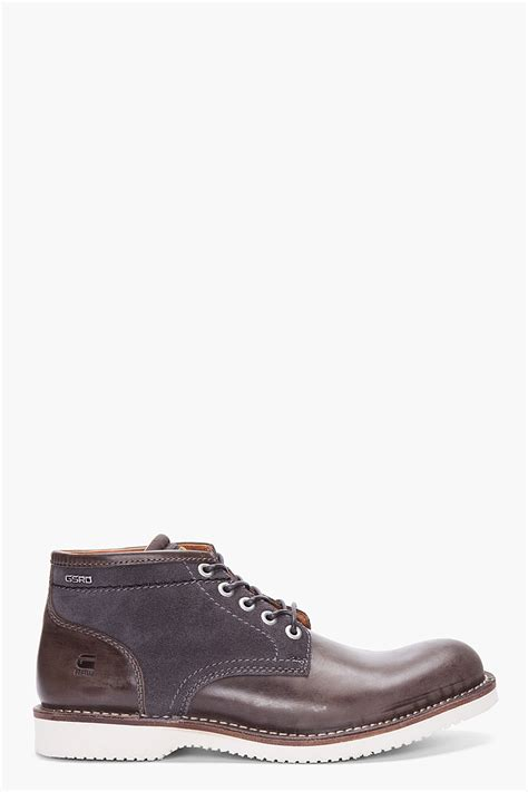 burroughs shoes g grey garreth ii burroughs shoes in gray for