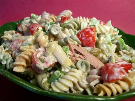 pasta salad box tuna pasta salad for the lunch box recipe food com
