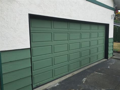 16x7 garage door new opener central saanich