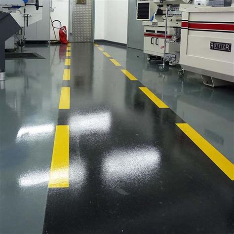 Rizistal Epoxy Line Marking Floor Paint
