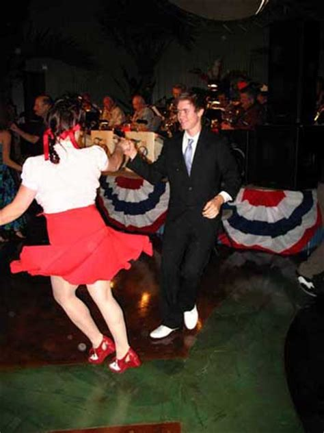 swing dance fort worth celebrate the forties at the vintage flying museum s 18th