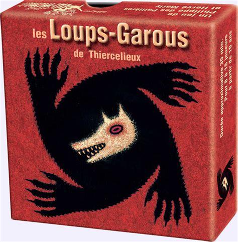 Asmodee Jeux Du Loup Garou by Les Loups Garous De Thiercelieux Jeu De Soci 233 T 233 Chez Jeux De Nim