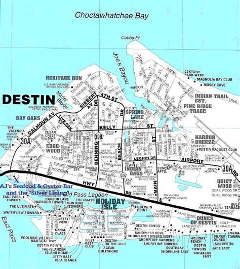 house condominiums destin fl destin florida map thank goodness for this when house condo those who wander