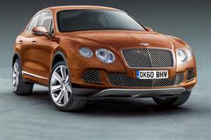 Bentley Suv For Sale Bentley Bentayga Suv Pics Specs And On Sale Date