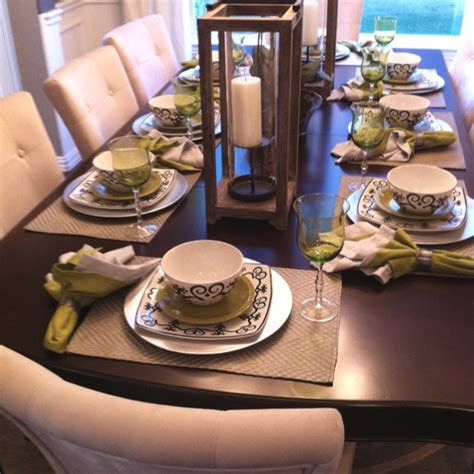 casual table setting ideas 23 best place settings images on pinterest table
