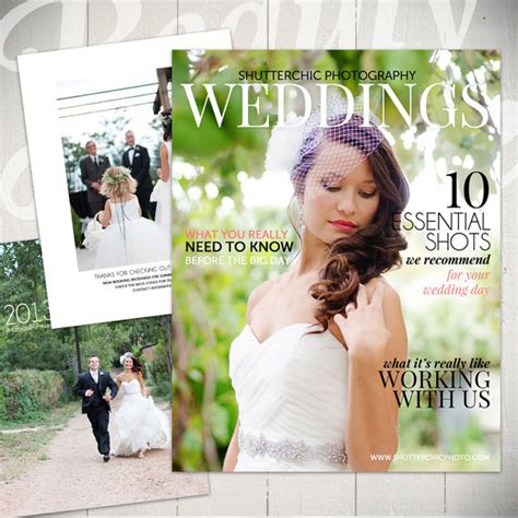 photography magazine template photography magazine template wedding guide digital or