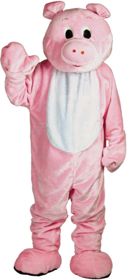 pig costume for costumes percy the pig mascot fancy dress event costume