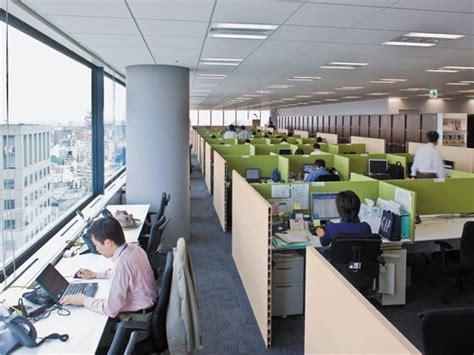 Hewlett Post Office by Hewlett Packard Japan Ltd Okamura S Designed Workplace