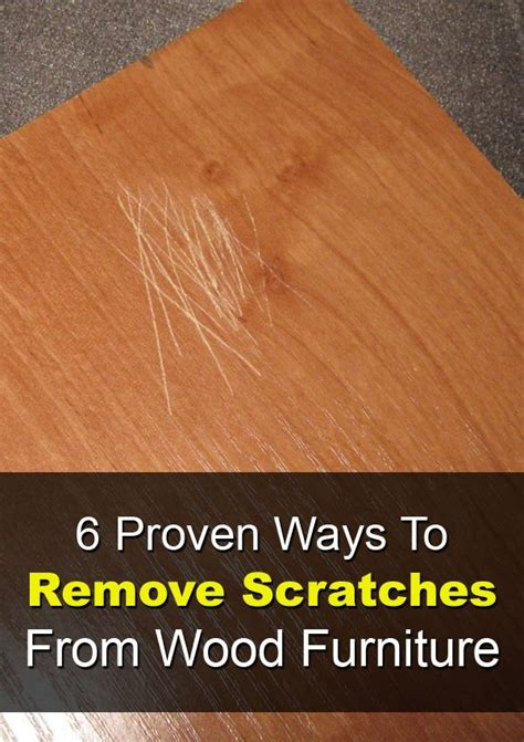 wood table scratch repair 6 proven ways to remove scratches from wood furniture