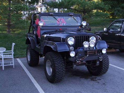 1964 Willys Jeep 1964 Willys Cj5 Jeepz Reader Rides