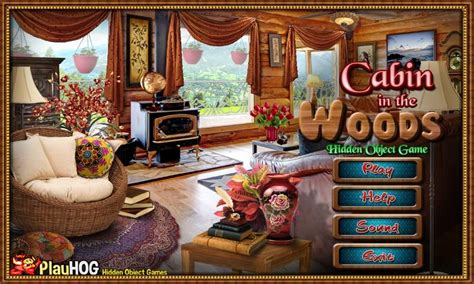 membuat game hidden object cabin in woods hidden object android apps on google play
