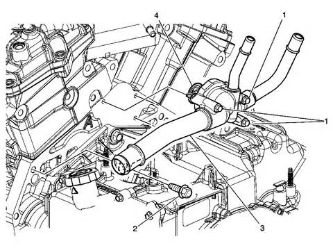 buick rendezvous exhaust diagram buick free engine image