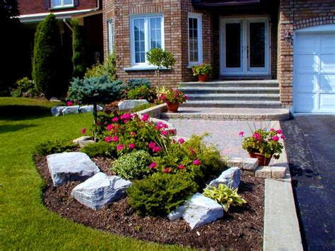 backyard landscaping ideas with rocks landscaping ideas with rocks front yard home design ideas