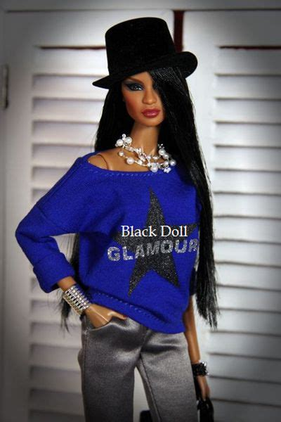 black doll affair tuesday with quot grace b huety quot november 2014