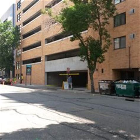 Parking Garage Wi by Overture Center Parking Garage Parking 318 W Mifflin