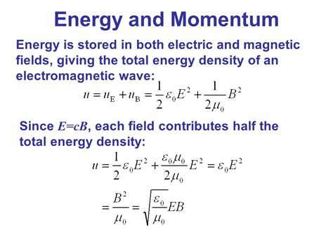 energy equation for an inductor energy density of an inductor 28 images electromagnetic induction ppt electric and magnetic